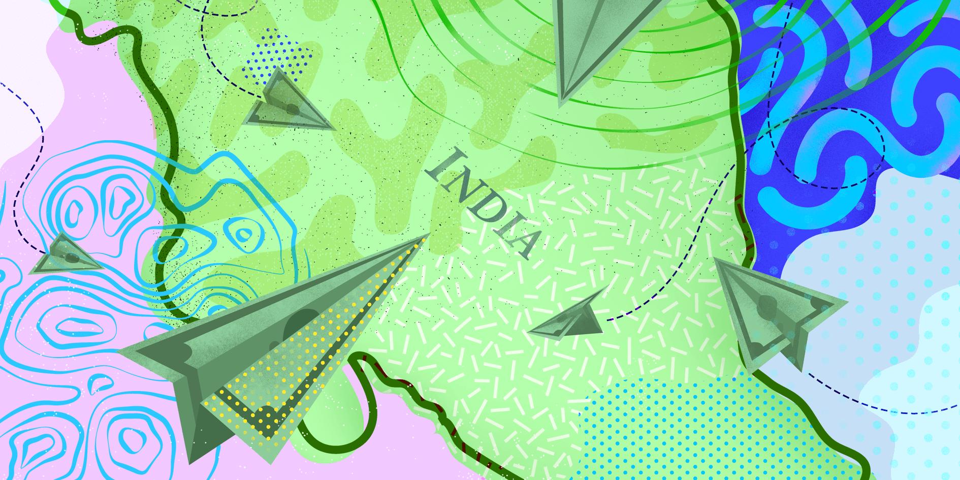 send money to India from Saudi Arabia