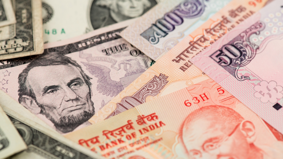 USD to INR: Convert United States Dollar to Indian Rupee