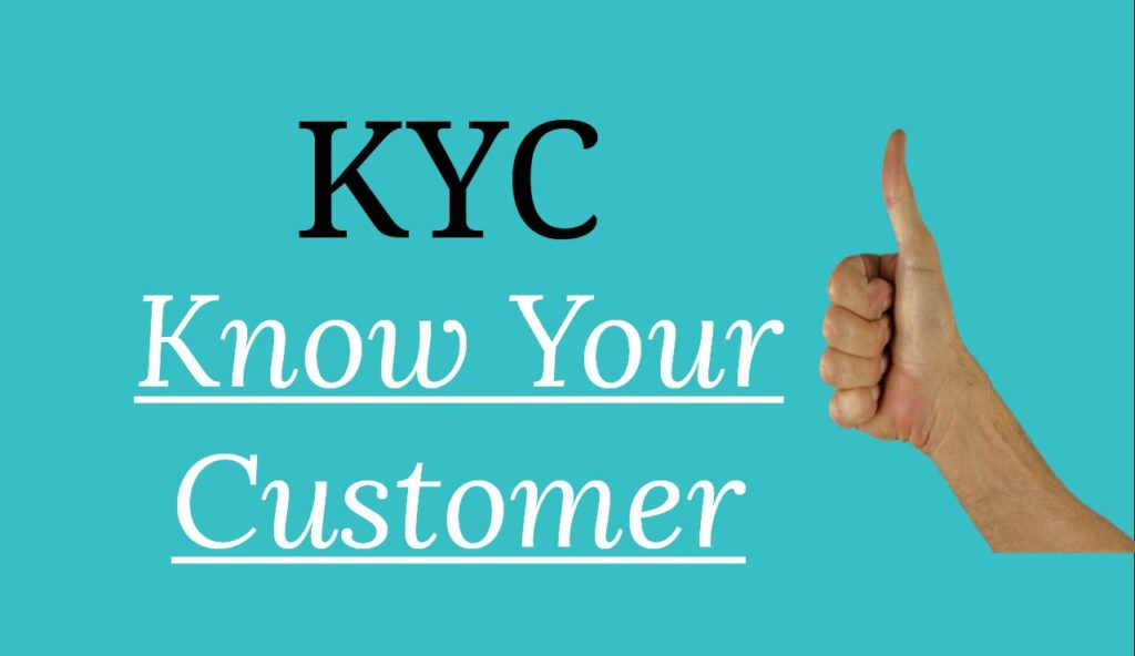 KYC Full Form: Know Your Customer (or Client)