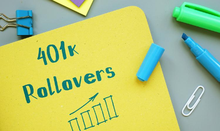 401(k) Rollover to IRA: 4 simple steps guide